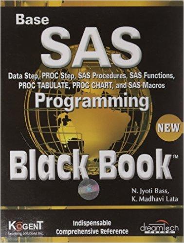 SAS黑皮书