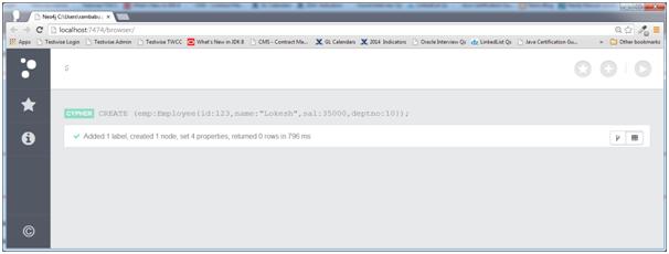 《Neo4j CQL - CREATE命令》