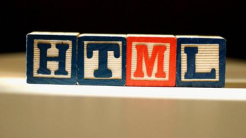 HTML标签