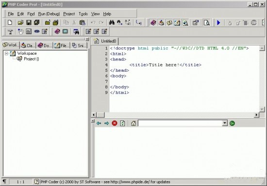 PHP Coder