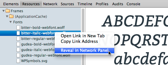reveal-in-network