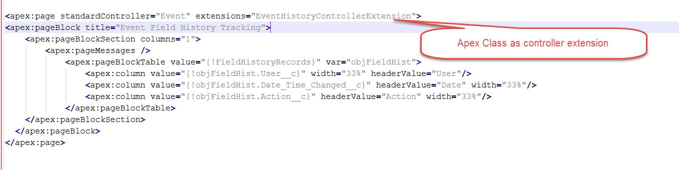VF页面代码