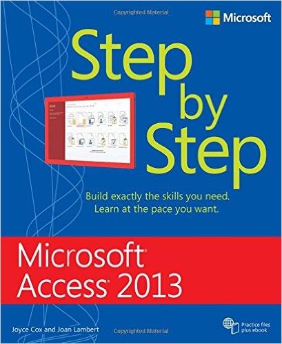 的Microsoft Access 2013分步