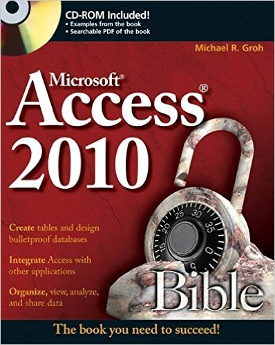 Access 2010中的圣经