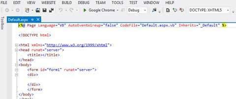 Web窗体示例