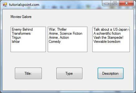 VB.Net XML处理示例1