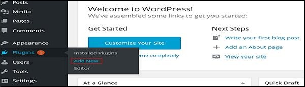 wordpress教程之 WordPress 插件定制