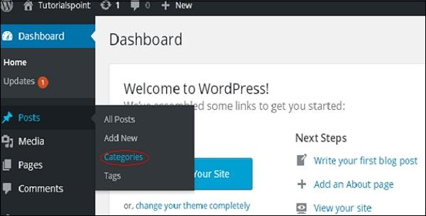 wordpress教程之 WordPress 删除类别